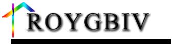 ROYGBIV A Real Estate Development Company Logo